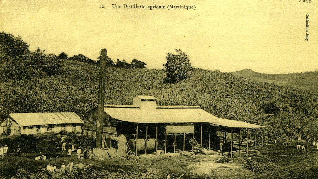 Distillerie agricole (martinique)
