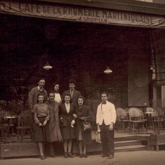 La Rhumerie en 1932