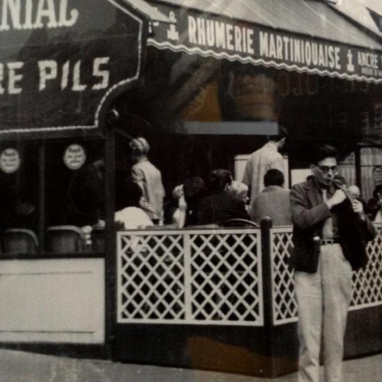 La Rhumerie dans les années 1960