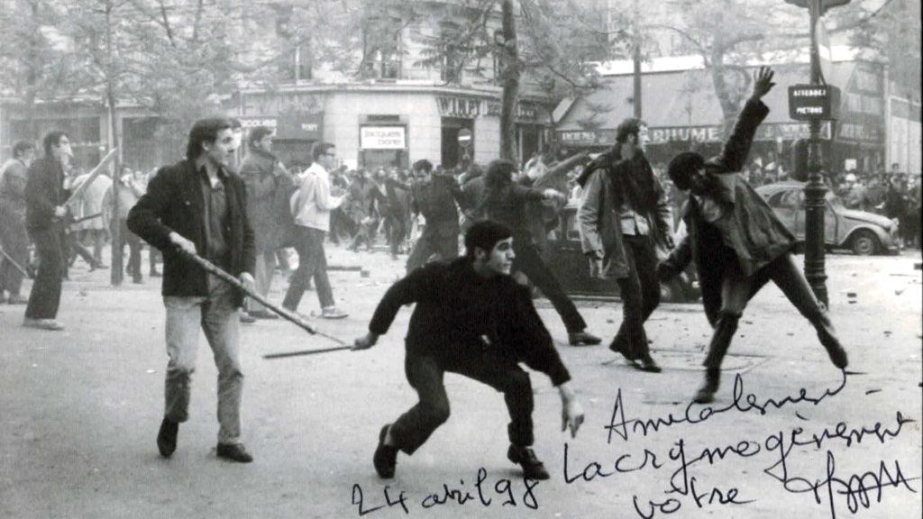 La Rhumerie en mai 1968