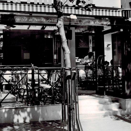 La Rhumerie en 1990
