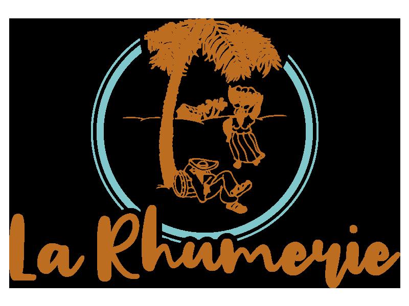 La Rhumerie, logo vintage 2019