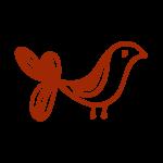 La Rhumerie, petit oiseau à queue droite