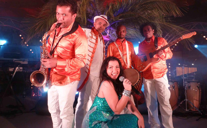Fête de la musique avec Cocobamboo