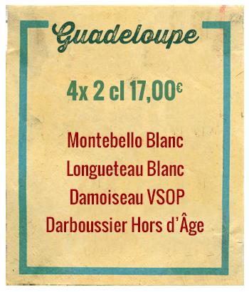 Planchette Guadeloupe