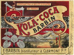Kola-coca Barbin