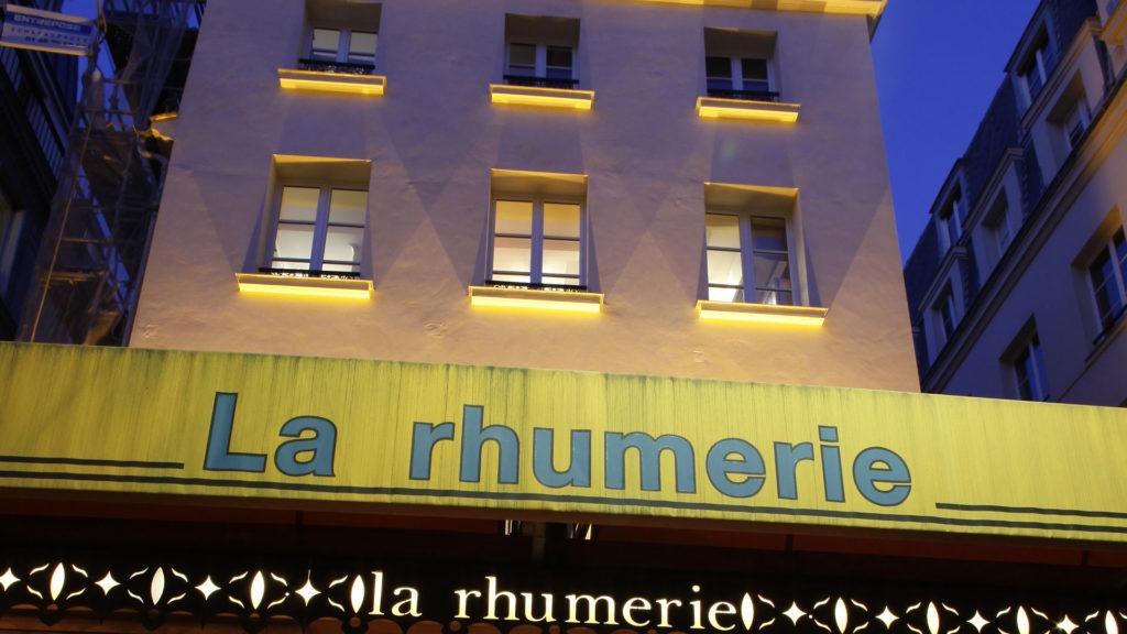 La Rhumerie en 2011